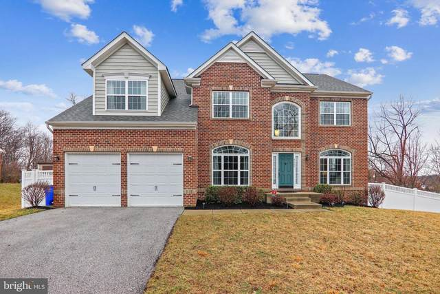 8602 Hickory Hills Lane, LAUREL, MD 20723 (#MDHW291498) :: The MD Home Team