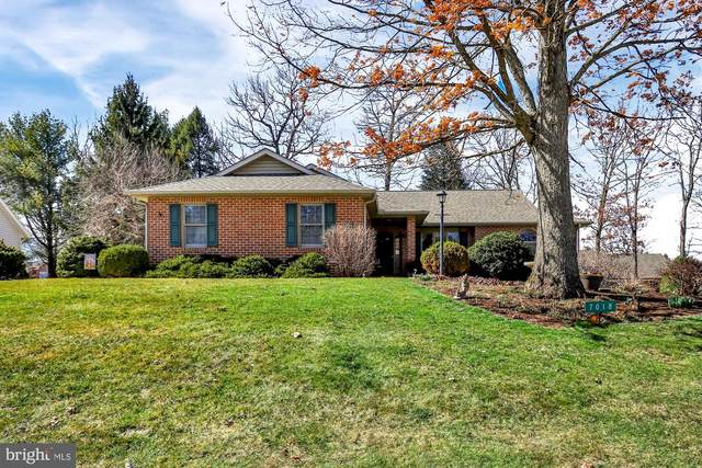 7018 Fairway Oaks, FAYETTEVILLE, PA 17222 (#PAFL178500) :: City Smart Living