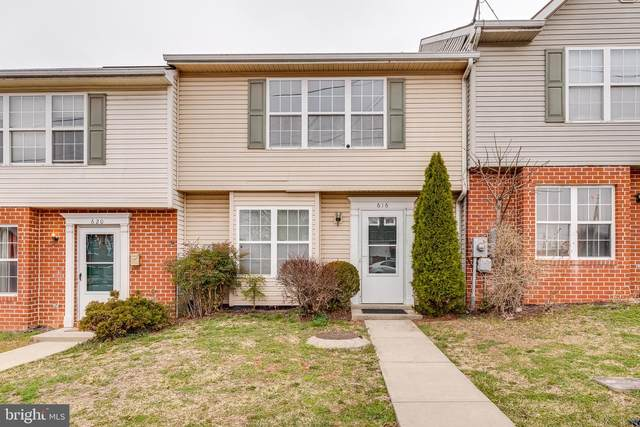 616 Martin St, MARTINSBURG, WV 25401 (#WVBE184308) :: The MD Home Team