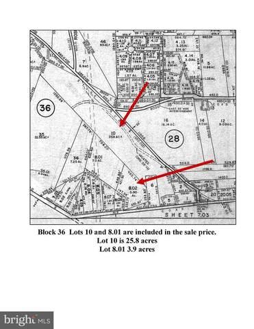 0 Stone Road, WEST CREEK, NJ 08092 (#NJOC407892) :: Jim Bass Group of Real Estate Teams, LLC