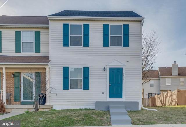 2813 Crestwick Place, DISTRICT HEIGHTS, MD 20747 (#MDPG599728) :: Bob Lucido Team of Keller Williams Lucido Agency