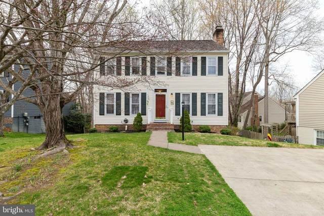 11602 Leewood Court, WOODBRIDGE, VA 22192 (#VAPW516902) :: RE/MAX Cornerstone Realty