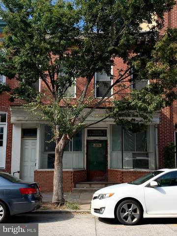 880 Washington Boulevard, BALTIMORE, MD 21230 (#MDBA542852) :: Lucido Agency of Keller Williams