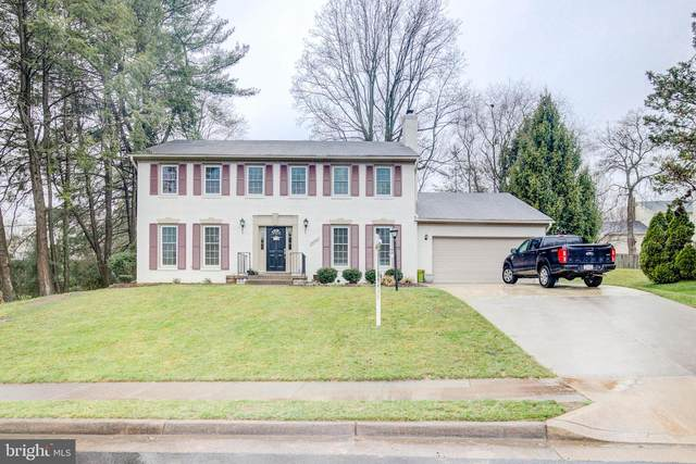 9703 Doulton Court, FAIRFAX, VA 22032 (#VAFX1186096) :: Crossman & Co. Real Estate