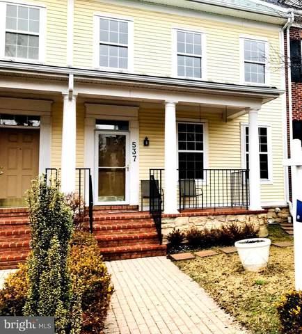 537 Redland Boulevard, ROCKVILLE, MD 20850 (#MDMC748076) :: Dart Homes
