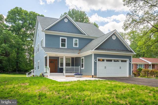 8124 Holland Road, ALEXANDRIA, VA 22306 (#VAFX1186124) :: AJ Team Realty