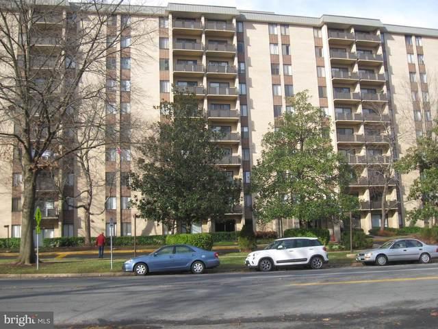 3100 S Manchester Street #911, FALLS CHURCH, VA 22044 (#VAFX1186154) :: Debbie Dogrul Associates - Long and Foster Real Estate