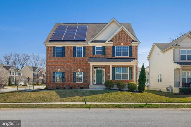 7712 Hollins Chapel Court, GLEN BURNIE, MD 21060 (#MDAA461674) :: Network Realty Group
