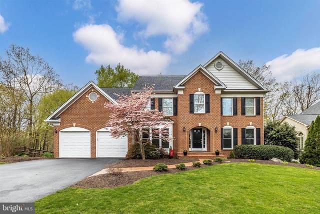 6153 Fieldcrest Drive, FREDERICK, MD 21701 (#MDFR279090) :: Jennifer Mack Properties