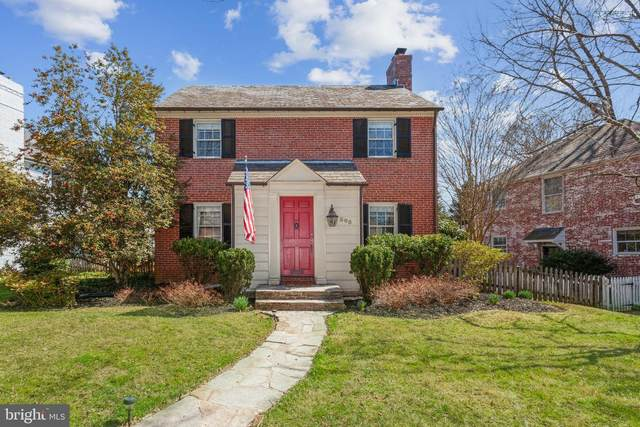 305 Broadmoor Road, BALTIMORE, MD 21212 (#MDBA542914) :: The Miller Team