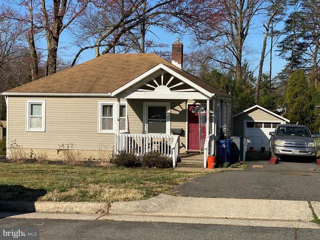 2912 Fairmont Street, FALLS CHURCH, VA 22042 (#VAFX1186192) :: RE/MAX Cornerstone Realty