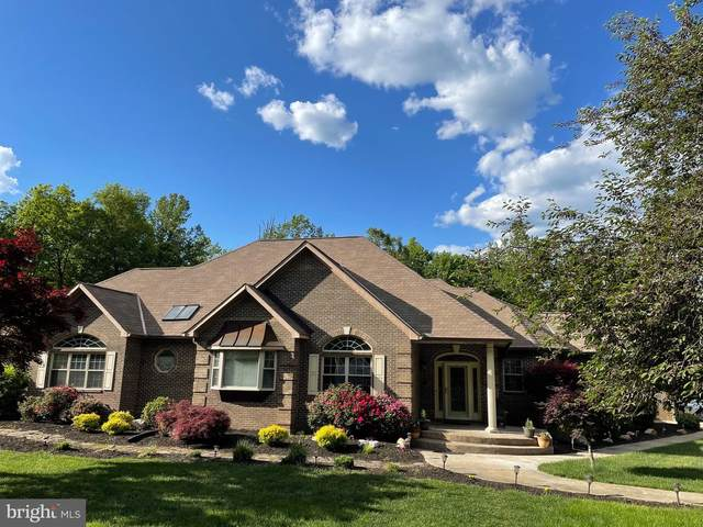 75 Grand Garden Lane, STAFFORD, VA 22556 (#VAST230024) :: Corner House Realty
