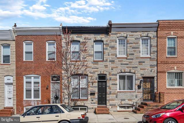 3240 Leverton Avenue, BALTIMORE, MD 21224 (#MDBA542938) :: Network Realty Group
