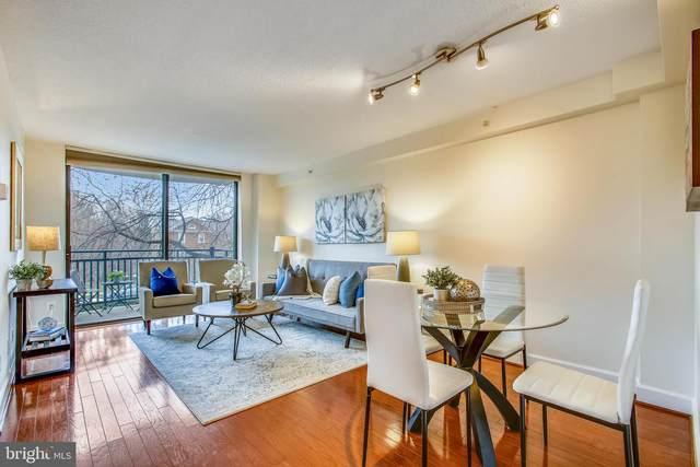 3401 38TH Street NW #224, WASHINGTON, DC 20016 (#DCDC512094) :: Dart Homes
