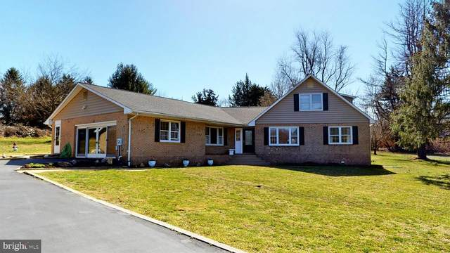 11803 Crown Drive, DUNKIRK, MD 20754 (#MDCA181618) :: The Maryland Group of Long & Foster Real Estate
