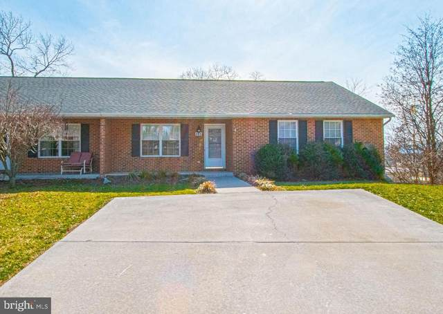 624 Cresthaven Court, FRONT ROYAL, VA 22630 (#VAWR142940) :: Crossman & Co. Real Estate