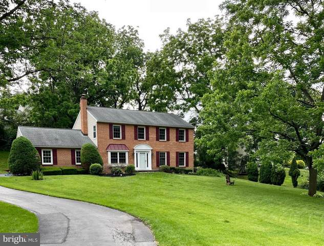 918 Kirby Drive, WEST CHESTER, PA 19380 (#PACT531138) :: The Broc Schmelyun Team