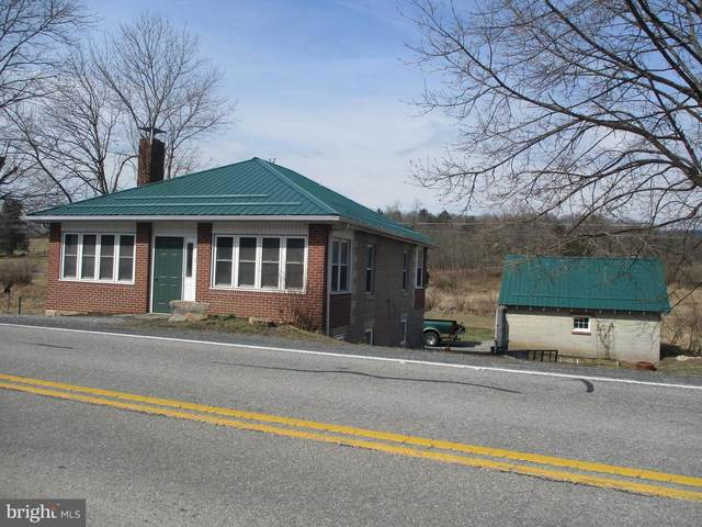 14908 Trough Creek Valley Pike, HUNTINGDON, PA 16652 (#PAHU101858) :: The Joy Daniels Real Estate Group