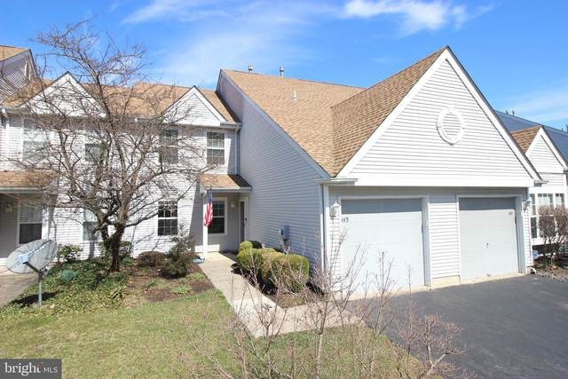 143 Birch Hollow Drive, BORDENTOWN, NJ 08505 (#NJBL393162) :: REMAX Horizons