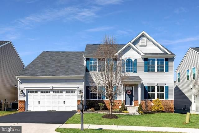211 Mosaic Court, STEPHENSON, VA 22656 (#VAFV162682) :: Berkshire Hathaway HomeServices McNelis Group Properties