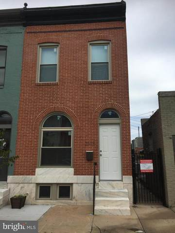 2318 Ashland Avenue, BALTIMORE, MD 21205 (MLS #MDBA542982) :: Maryland Shore Living | Benson & Mangold Real Estate
