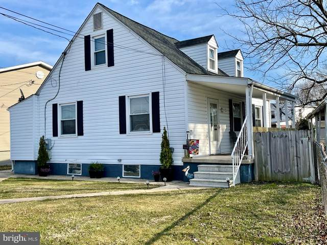 8207 Northview Road, BALTIMORE, MD 21222 (#MDBC522338) :: Realty One Group Performance