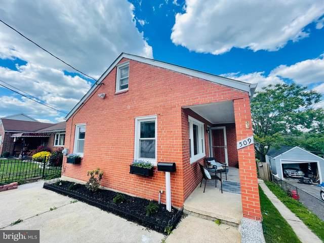 509 Fairview Avenue, BALTIMORE, MD 21224 (#MDBC522340) :: McClain-Williamson Realty, LLC.