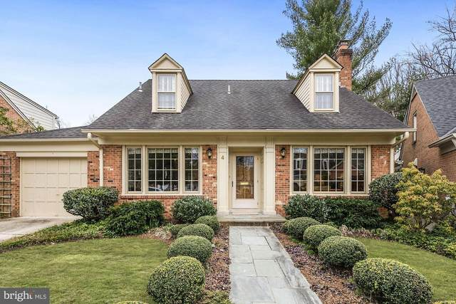 4 Chalfont Court, BETHESDA, MD 20816 (#MDMC748244) :: Realty One Group Performance