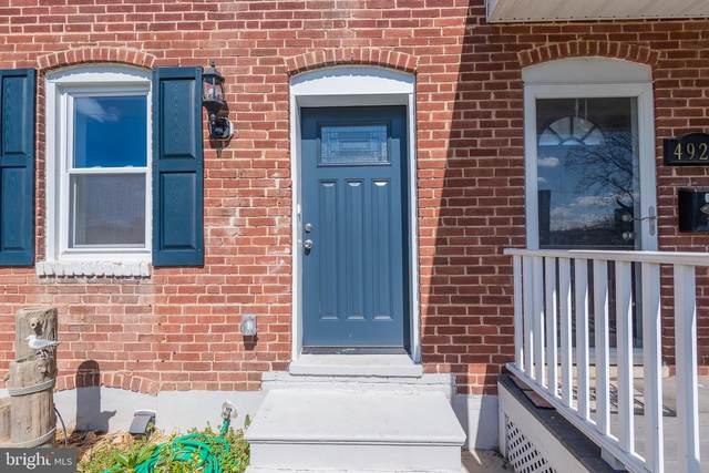 4924 Brookwood Road, BALTIMORE, MD 21225 (#MDAA461756) :: Colgan Real Estate
