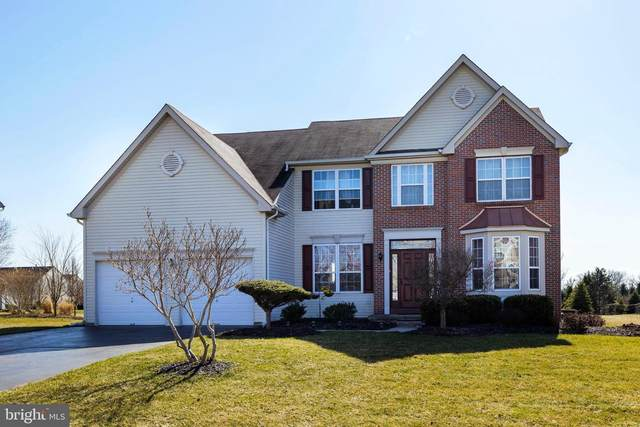 107 Fox Run Drive, COLLEGEVILLE, PA 19426 (#PAMC685650) :: Jason Freeby Group at Keller Williams Real Estate