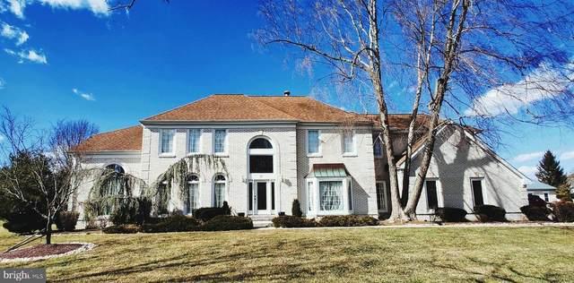 17 Banff Drive, PRINCETON JUNCTION, NJ 08550 (#NJME309106) :: Holloway Real Estate Group