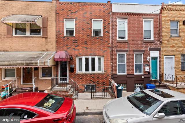 2418 S Bancroft Street, PHILADELPHIA, PA 19145 (#PAPH996128) :: Linda Dale Real Estate Experts