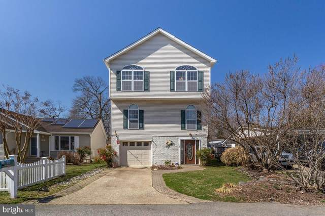 1744 Fairhill Drive, EDGEWATER, MD 21037 (#MDAA461792) :: Crossman & Co. Real Estate