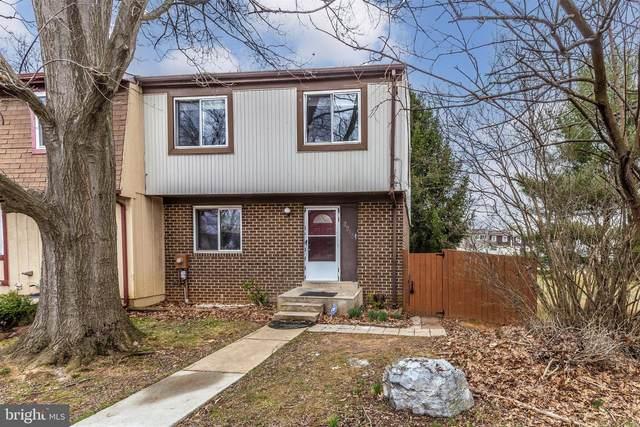 8814 Challenge Walk, FREDERICK, MD 21701 (#MDFR279144) :: Crossman & Co. Real Estate