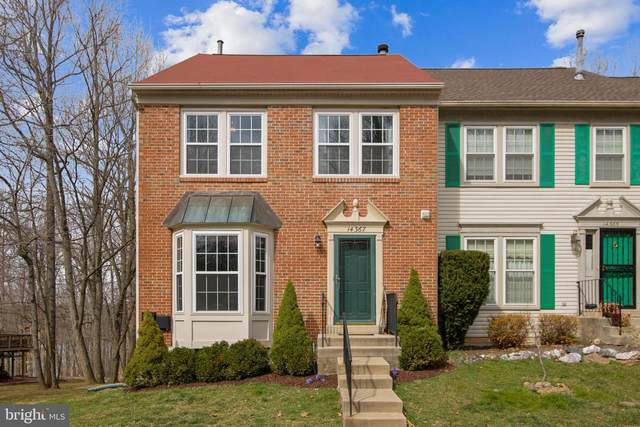 14367 Long Channel Drive, GERMANTOWN, MD 20874 (#MDMC748304) :: Berkshire Hathaway HomeServices McNelis Group Properties