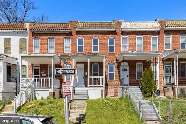 18 N Morley Street, BALTIMORE, MD 21229 (#MDBA543024) :: Colgan Real Estate