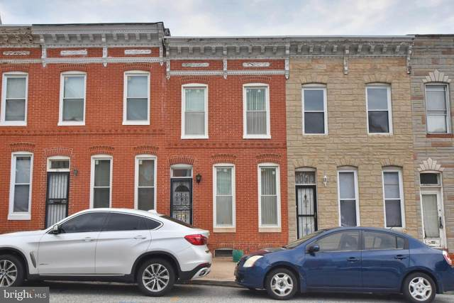 537 N Washington Street, BALTIMORE, MD 21205 (#MDBA543030) :: VSells & Associates of Compass