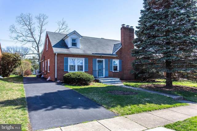 604 Biggs Avenue, FREDERICK, MD 21702 (#MDFR279148) :: Realty One Group Performance
