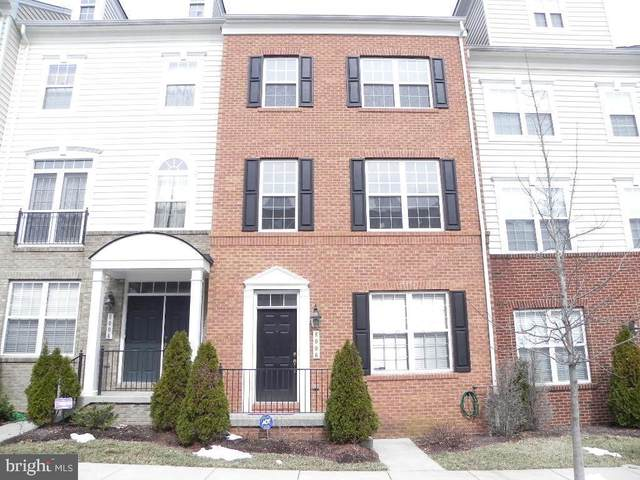8006 Endzone Way, LANDOVER, MD 20785 (#MDPG599910) :: City Smart Living