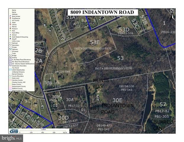 8009 Indiantown Road, KING GEORGE, VA 22485 (#VAKG121036) :: RE/MAX Cornerstone Realty