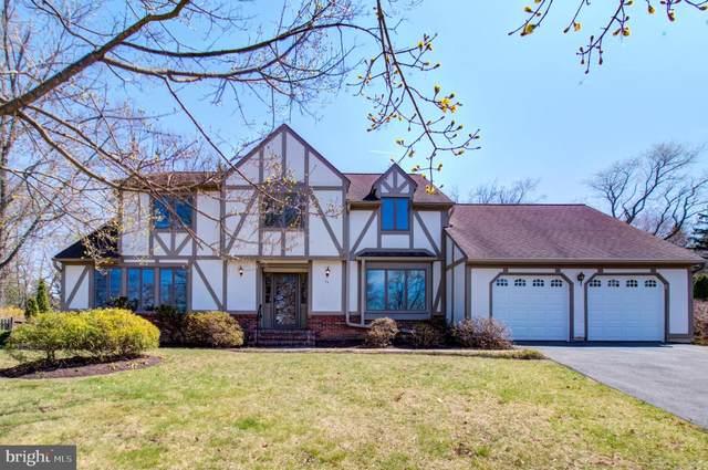 29 Laurel Wood Drive, LAWRENCE TOWNSHIP, NJ 08648 (#NJME309132) :: Linda Dale Real Estate Experts