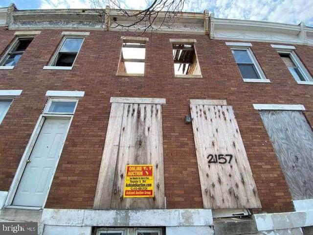 2157 Hollins Street, BALTIMORE, MD 21223 (#MDBA543046) :: Colgan Real Estate