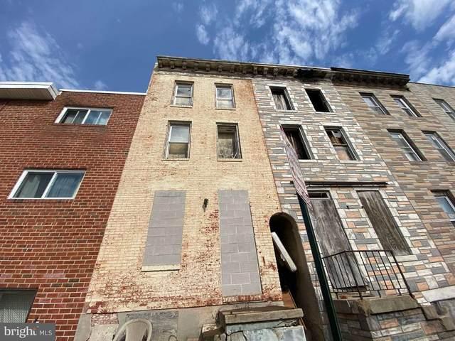 2558 Hollins Street, BALTIMORE, MD 21223 (#MDBA543048) :: Colgan Real Estate