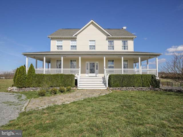 3512 Crums Church Road, BERRYVILLE, VA 22611 (#VACL112186) :: Pearson Smith Realty