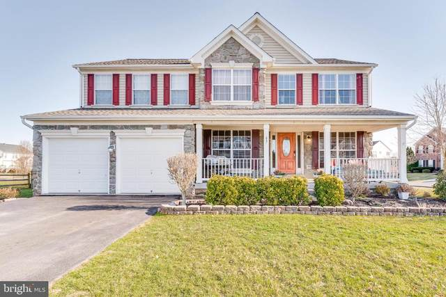 63 Turnberry Drive, CHARLES TOWN, WV 25414 (#WVJF141752) :: Advance Realty Bel Air, Inc