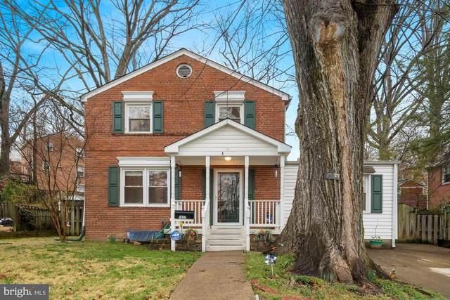 1833 S George Mason Drive, ARLINGTON, VA 22204 (#VAAR177946) :: Advance Realty Bel Air, Inc
