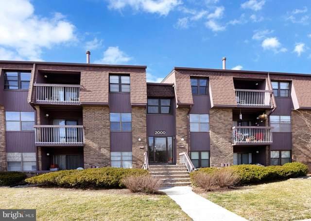 2034 Old Stone Mill Drive, CRANBURY, NJ 08512 (#NJME309146) :: Linda Dale Real Estate Experts