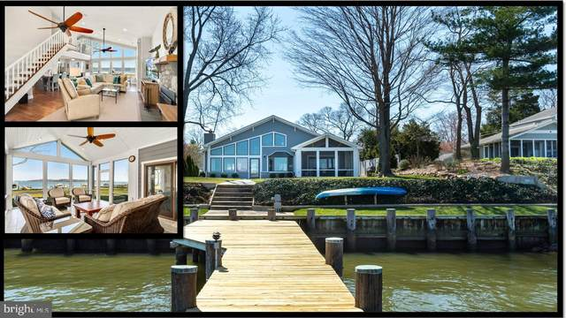 1116 River Bay Road, ANNAPOLIS, MD 21409 (#MDAA461900) :: The Miller Team