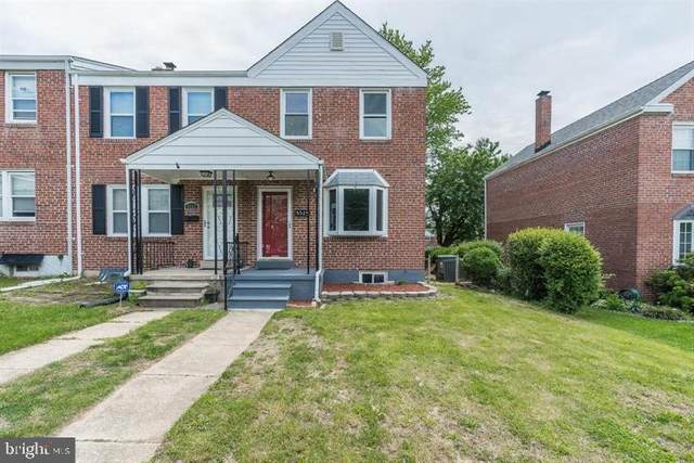 5525 Council Street, HALETHORPE, MD 21227 (#MDBC522490) :: Realty One Group Performance