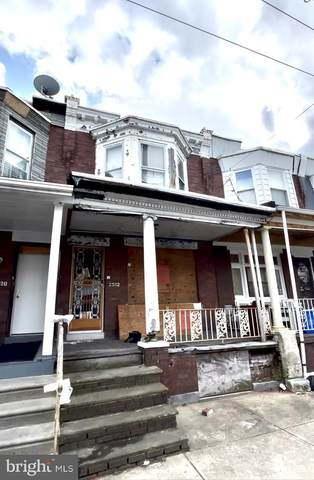 2512 W Somerset Street, PHILADELPHIA, PA 19132 (#PAPH996538) :: Lucido Agency of Keller Williams